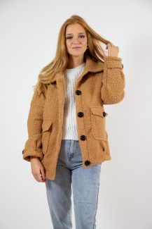 cute teddy coat