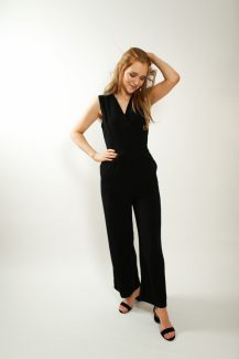 beautiful black jumpsuit