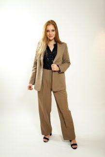 classy beige trousers