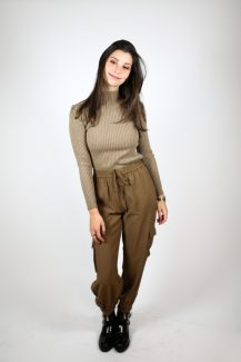 cotton army trousers